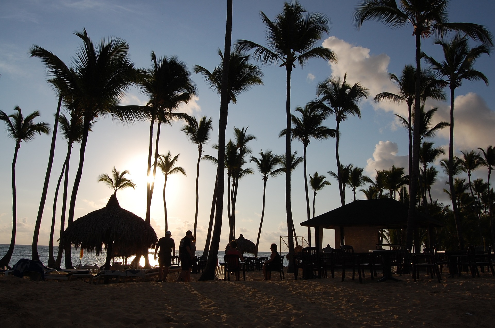 sunset_punta cana